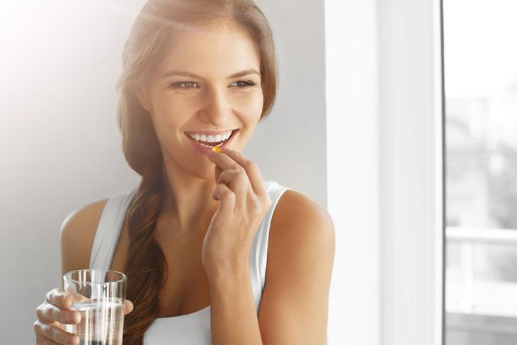 Витамины для женщин разного возраста