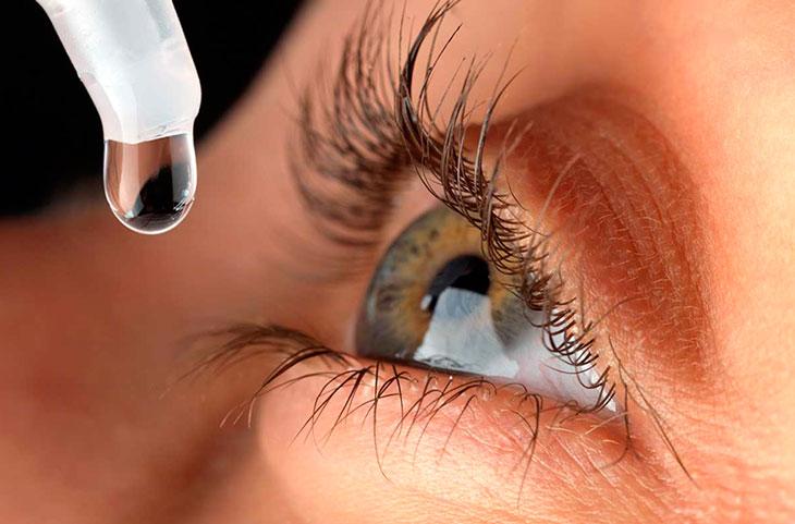 Список глазных капель от коньюктивита