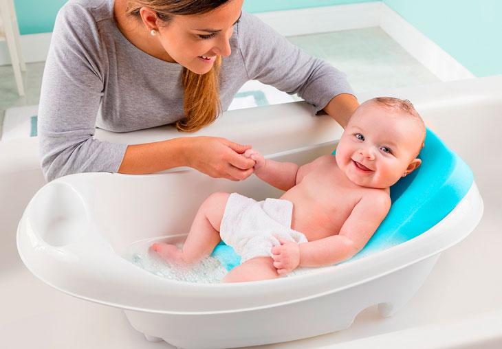 Сделайте купание ребенка идеальным