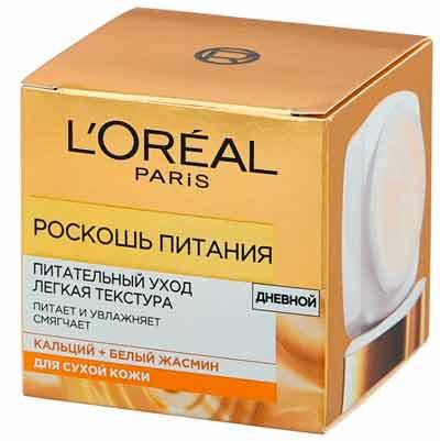 Лореаль для сухой кожи лица отзывы